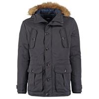 Burton Menswear London HERCULES Wintermantel black